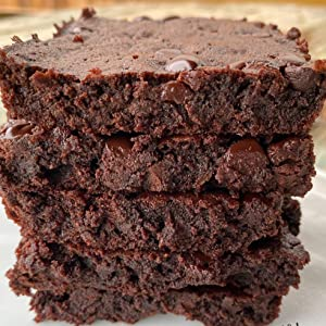 keto brownie mix baking chocolate chips keto snacks low carb food foods snack delicious