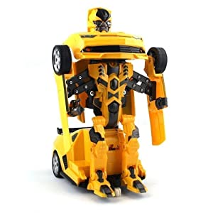 Autobot Car, Transformer Car, Bumble Bee Car, Robot Car With Music, Best Birthday Gift For Kids