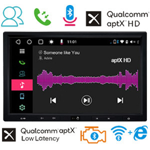 ATOTO S8 Ultra Android Car Stereo Bluetooth 5.0 aptX