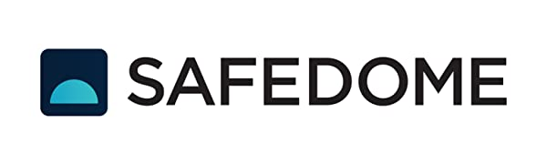 safedome, logo