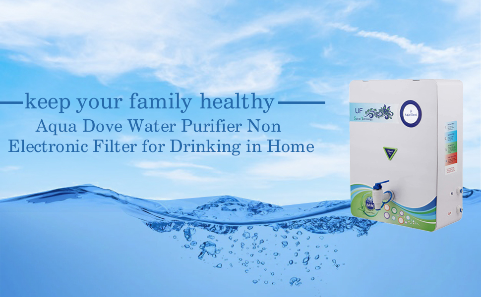 water purifier electric for home