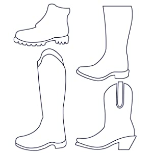 Page 2 - Cartoon Rubber Boots High Resolution Stock Photography and Images  - Alamy