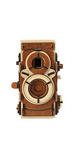 Pinhole camera S