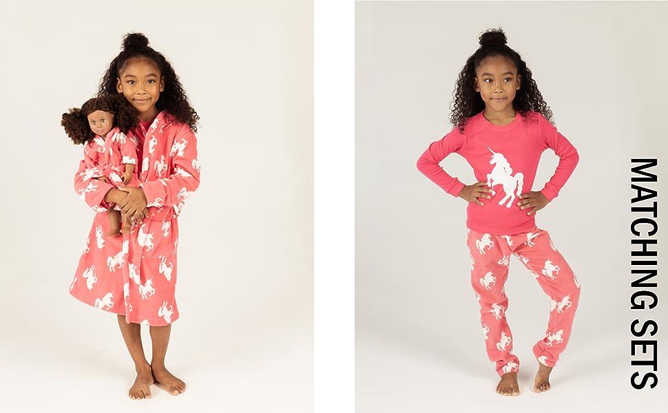 leveret, pajama pants, fleece pajamas, matching family pajamas