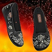 Hot Chocolate Design shoes flats mary janes canvas heels high platforms slip-ons pumps women girls