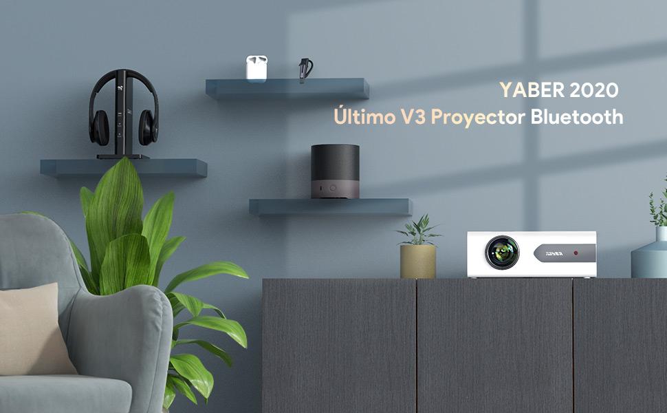 YABER V3 Projektor