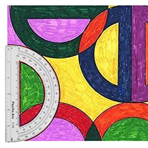 Crafting with a protractor