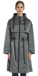 orolay rain jacket windbreaker