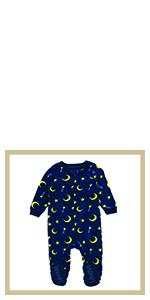 leveret, kids pajamas, striped pajamas, baby pajamas, christmas pajamas