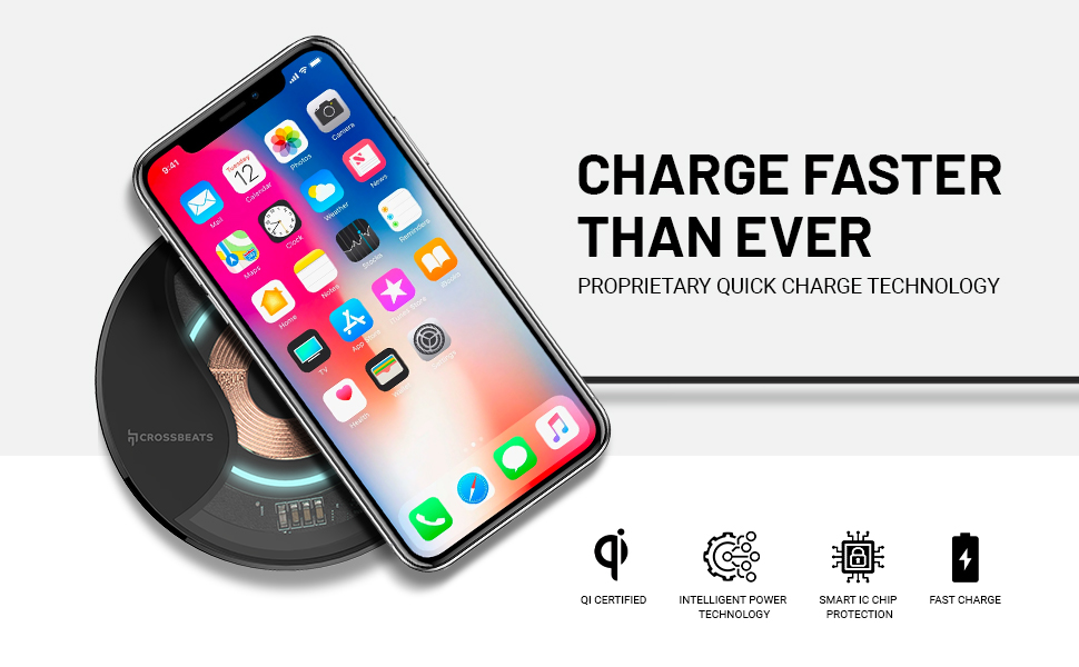 Wireless charger for iPhone11 pro charging pad XR X OnePlus 7 T Best Dock  Fast Apple iPhoneX Type C