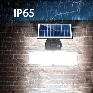 Слънчеви сензори за движение Светлини Водоустойчиви