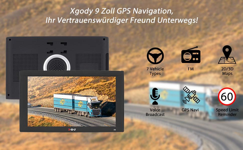 "navigation mini usb navigationssystem 5zoll navigationsgerät pkw navigationssystem mit navigation 9"""