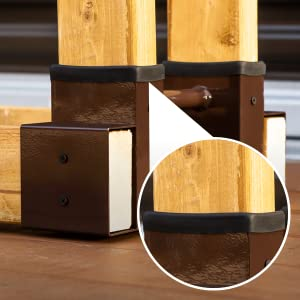 Seal Strip Outdoor Firewood Brackets Lumber Log