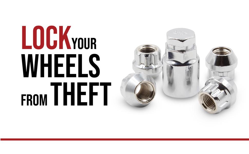 Lock Your Wheels from Theft, Wheel Locks