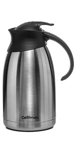 thermal beverages pitcher