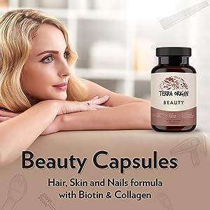 Collagen Biotin