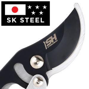 Japanese SK steel