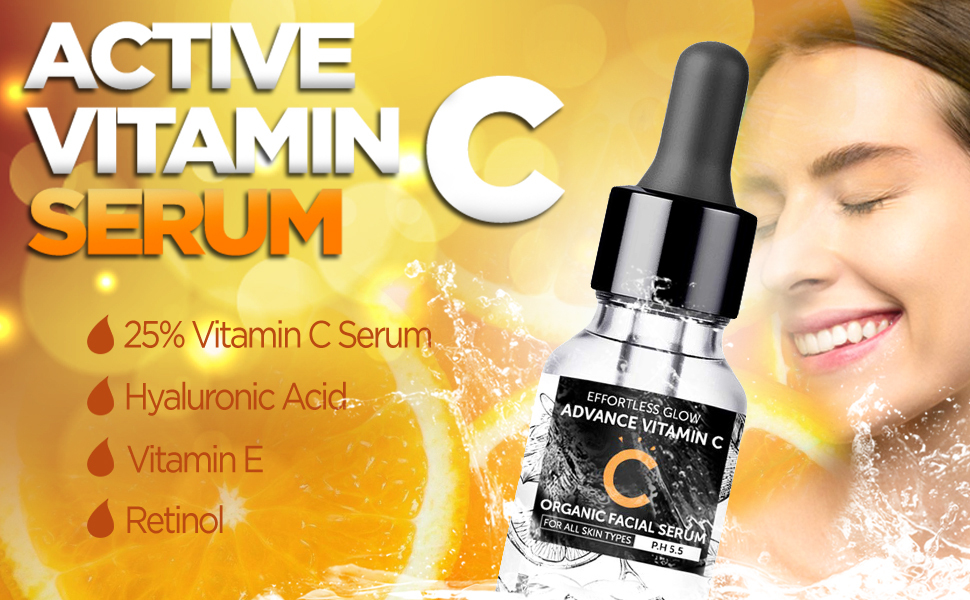 Bring Back the Young and Beautiful You with Zone – 365 Active Vitamin C Serum
