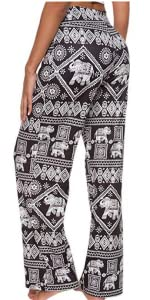 elephant women lounge pants