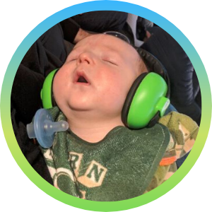 baby headphones noise reduction