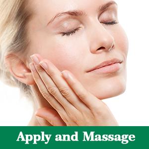 Apply and Massage