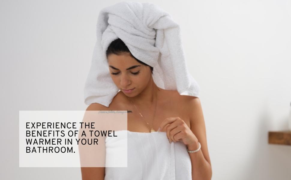 Heating towel