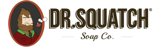 dr squatch soap logo