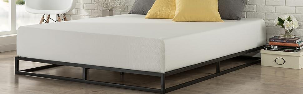 Joseph Modern Metal Bed