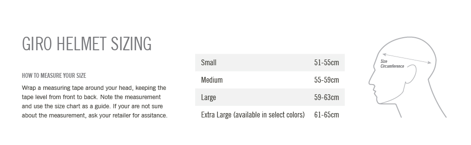 chronicle mips size chart
