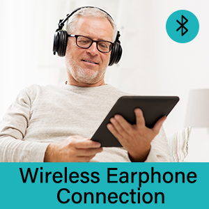 Connect to Wireless Earphone