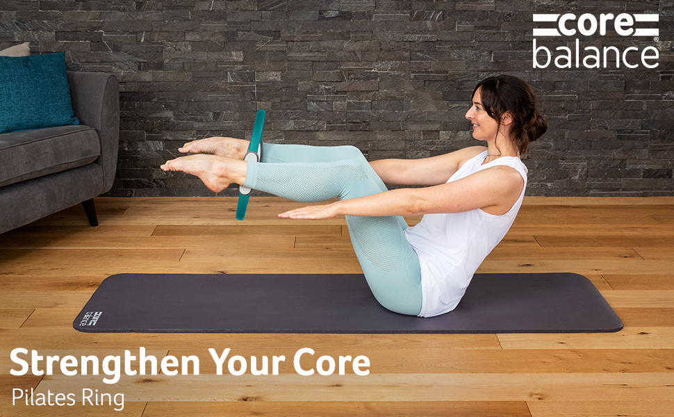 Strengthen Your Core Pilates ring