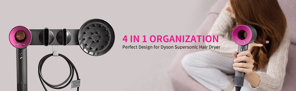 Perfect Design for Dyson Supersonic Hair Dryer