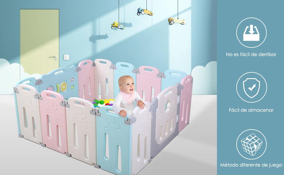 Bebé Parque Infantil