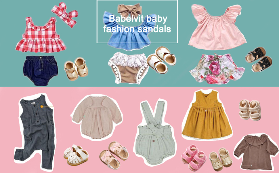 baby shoes clothes