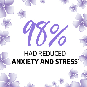 Reduced Anxiety amp; Stress
