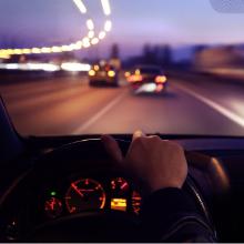 Night Driving MEG