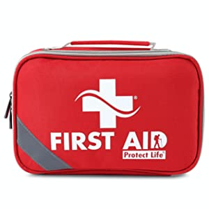 First Aid Kit for outdoors and camping