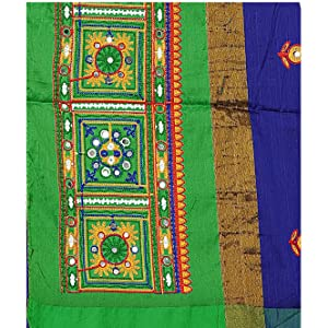 saree for party wear saree wedding saree birthday gift new design embroidered cotton embroidery 1000