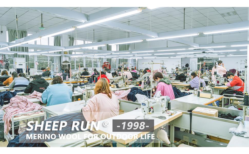 SHEEP RUN WORKSHOP