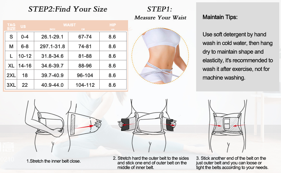 Weight Loss WorkoutGirdle