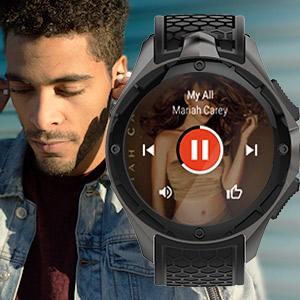 Music smartwatch