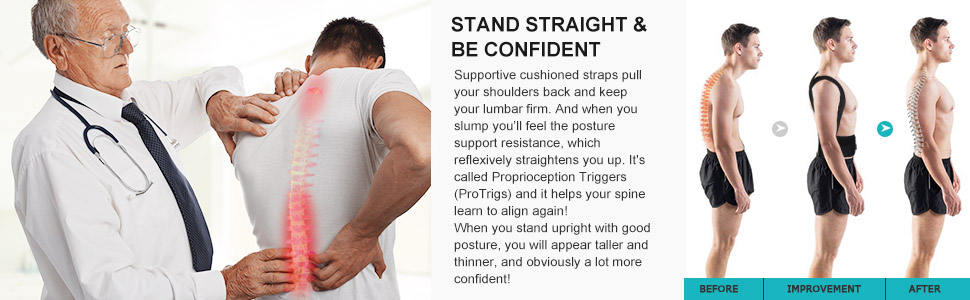 stand straight