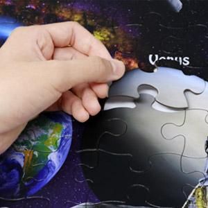 Earth amp; Venus