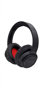 yamay wireless bluetooth headset headphones with mic
