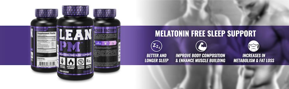 Lean PM Melatonin-Free Sleep Support