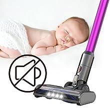 dibea vacuum cleaner