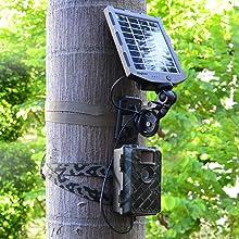 trail cam holder