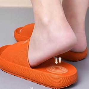Shower Slide Sandals
