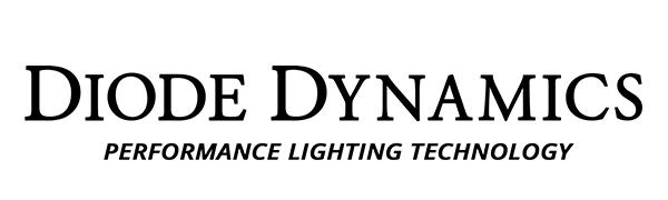 Diode dynamics performance lighting technology