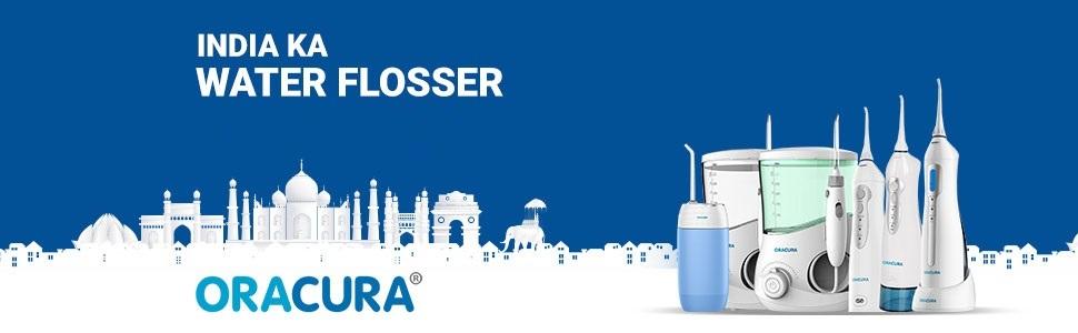 ORACURAm Water Flosser, Best Oral Care, Dental Care